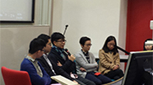 Alumni Career Talk 2014